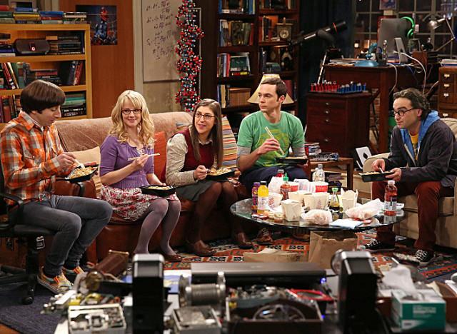 The big bang theory au moins 12 saisons esp re un acteur de la - La theorie du big bang serie ...