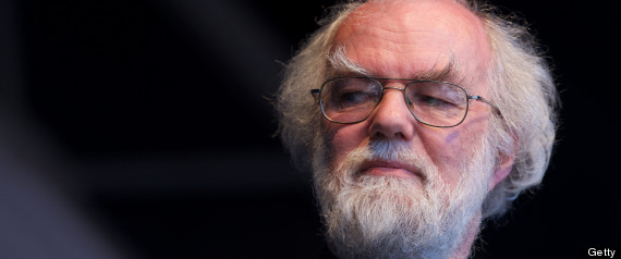 rowan williams persecuted british christians