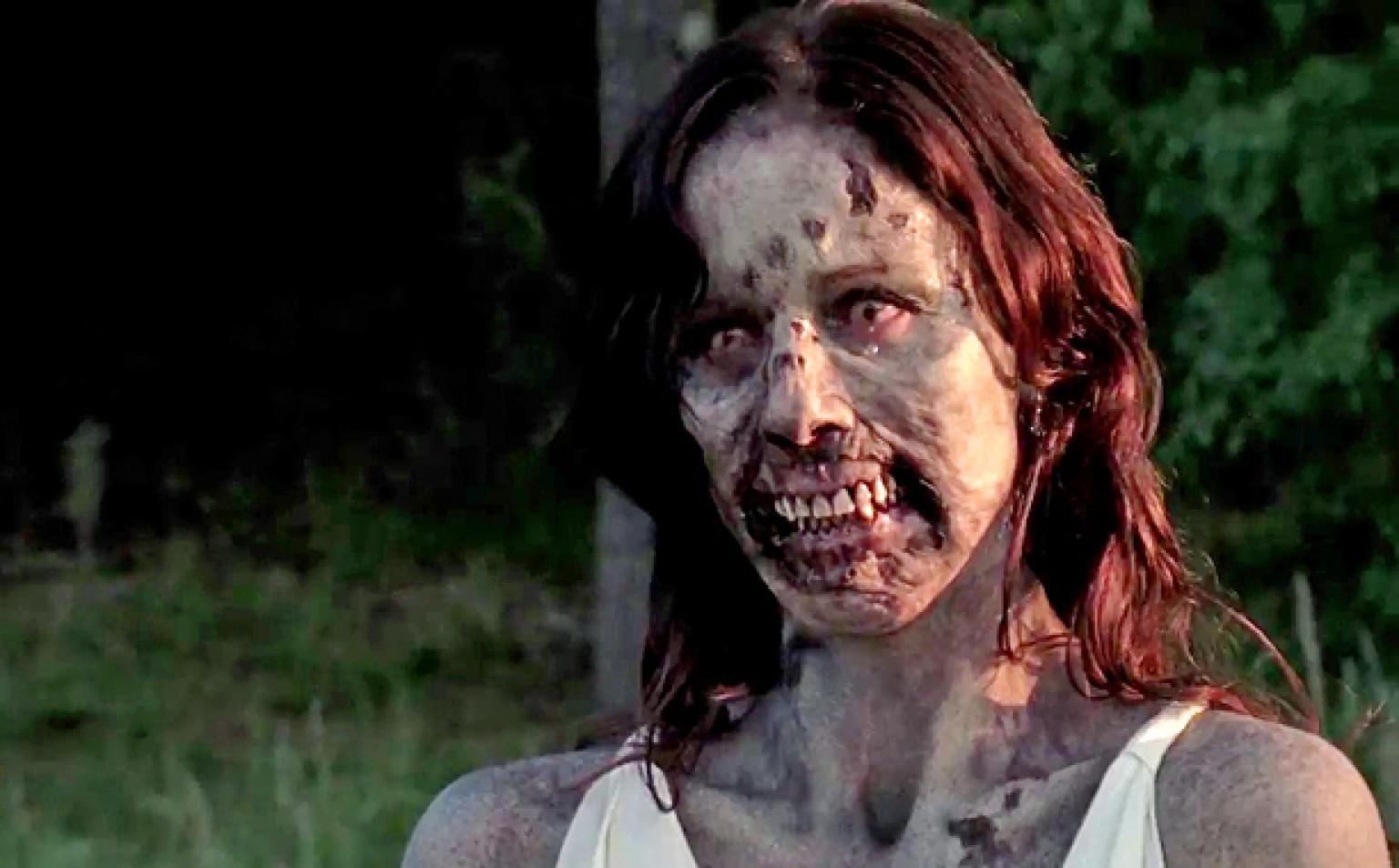 Lori zombie the walking dead facebook