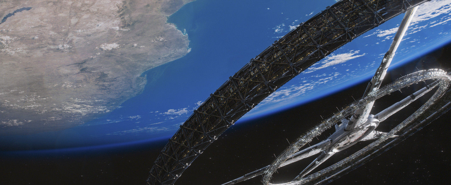 Elysium' Space Station Could Be Possible One Day, Experts Say (VIDEO ...