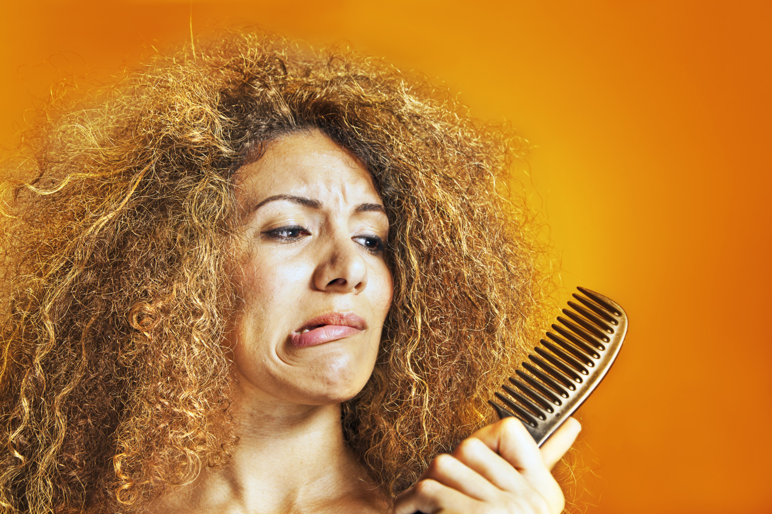 Hair Mistakes That Age You