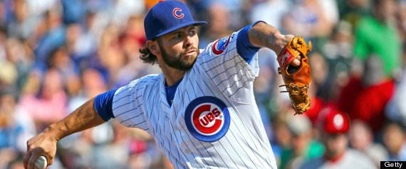 Cubs Shut Out Cardinals