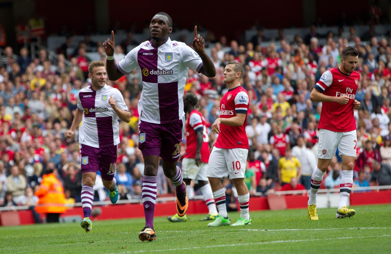 Highlight Arsenal Vs Aston Villa