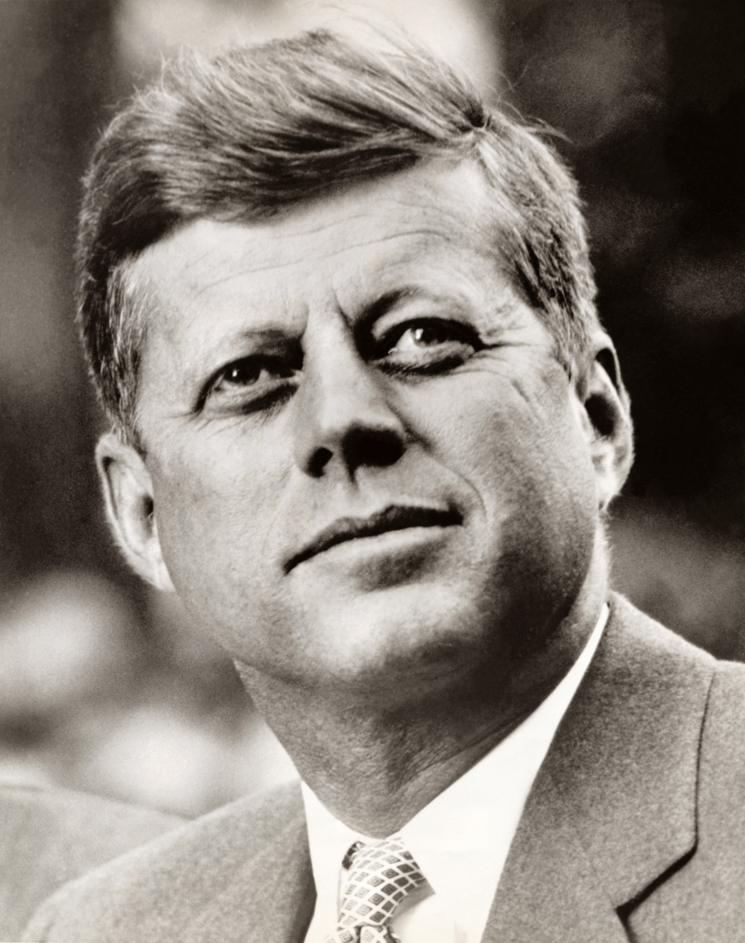 president kennedy Official white house portrait of president john kennedy the execution of kennedy's foreign policy did not quite live up to the stirring rhetoric of his.