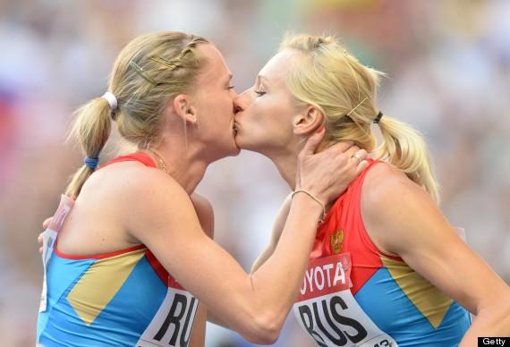 Hot Lesbian Russian Women 74