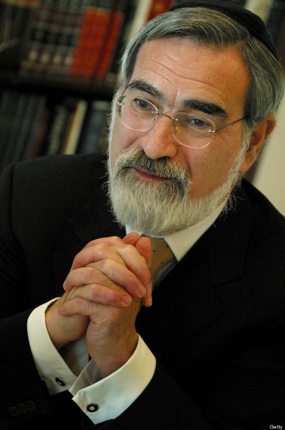 uk chief rabbi