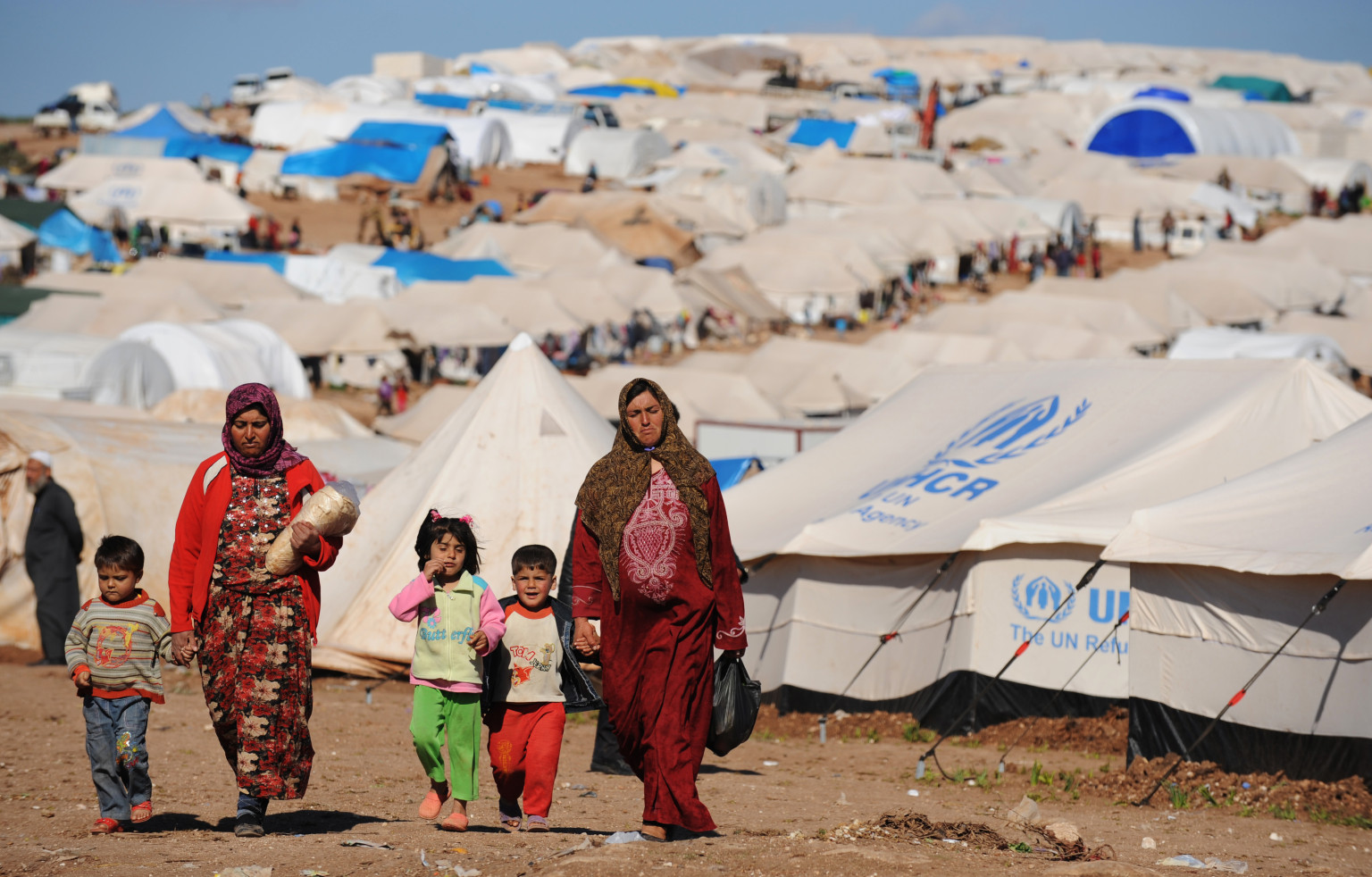syria crisis How the uk is responding to the humanitarian crisis in syria and neighbouring  countries - and how you can help.