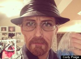 LOOK: Make-Up Artist Transforms Herself Into Walter White