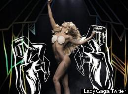 WATCH: Lady Gaga Finally Unveils The Video For 'Applause'