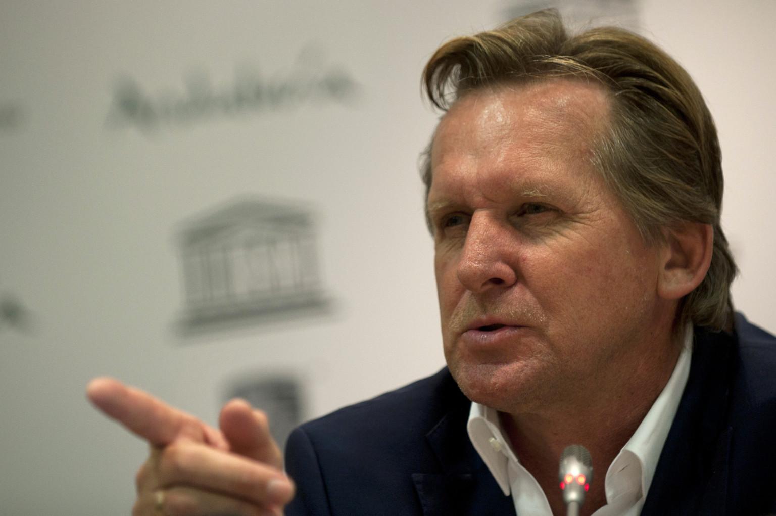 Bernd Schuster Bernd Schuster Former Real Madrid Coach Says Doping Is 39OK39