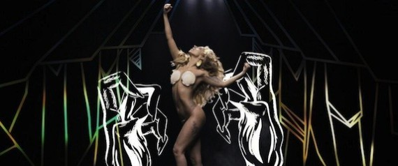 VIDEO LADY GAGA APPLAUSE