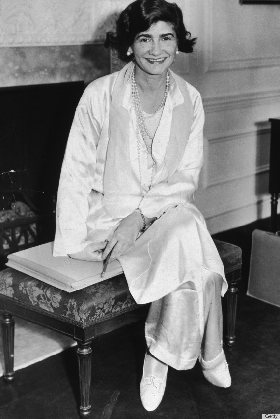 Coco Chanel Photos Prove The Designer Was Her Own Muse | The ...