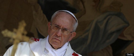Pope Francis Christian Violence