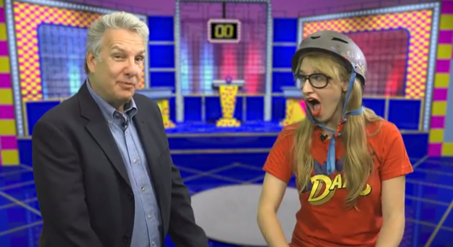 90s game shows - double dare
