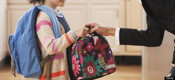 Presta atención: lo que debes incluir en la lonchera de tu hijo