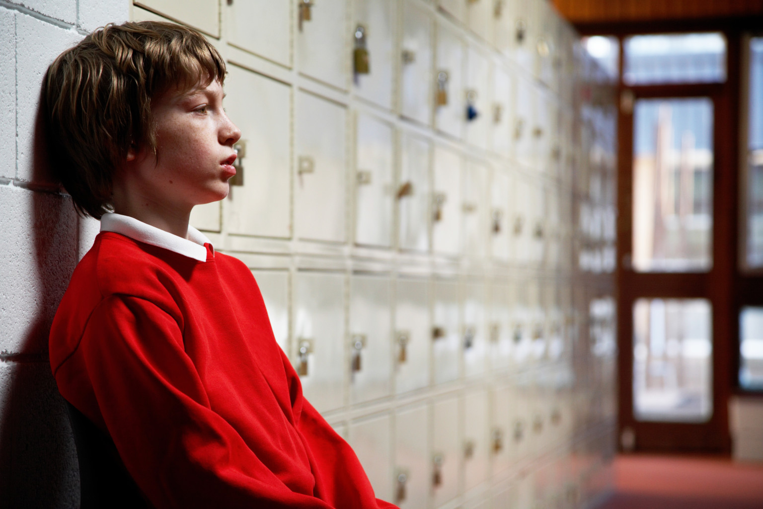 Sad: Adults Bullied At School More Likely To Have 'Financial