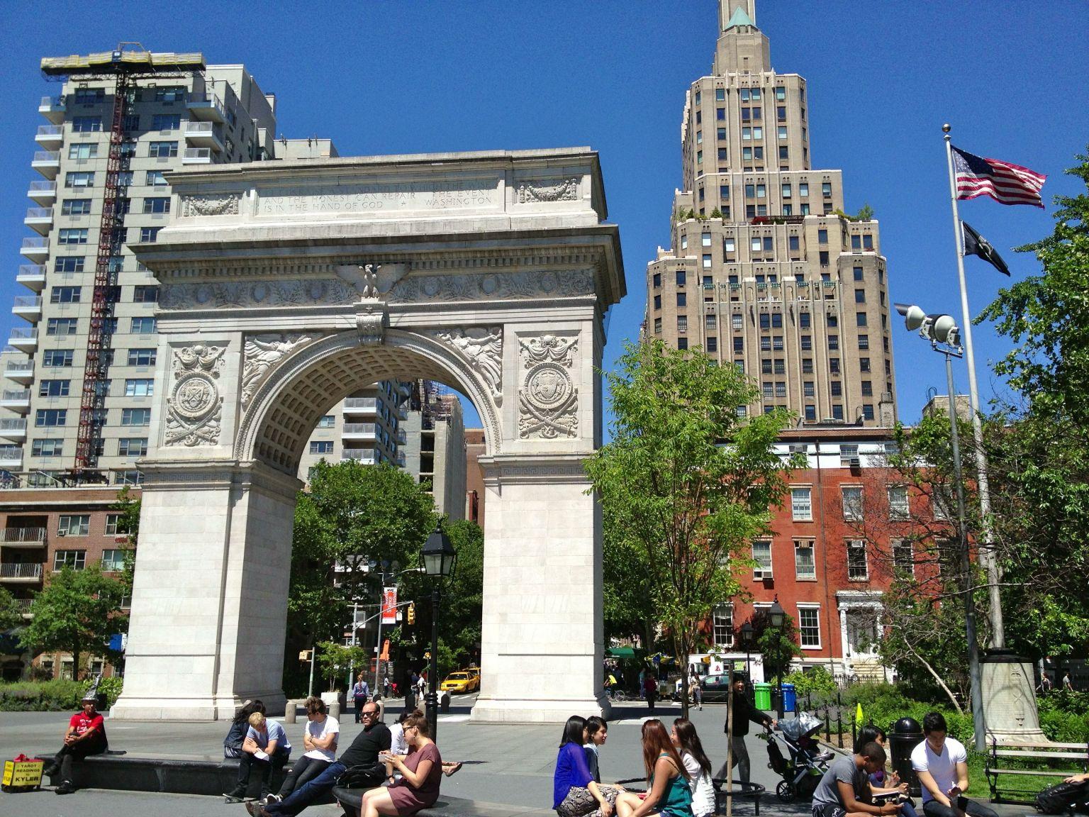 Pushing Privatized Partnership Agenda At New York City S Public Parks