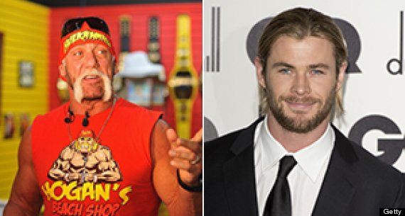 hulk hogan chris hemsworth