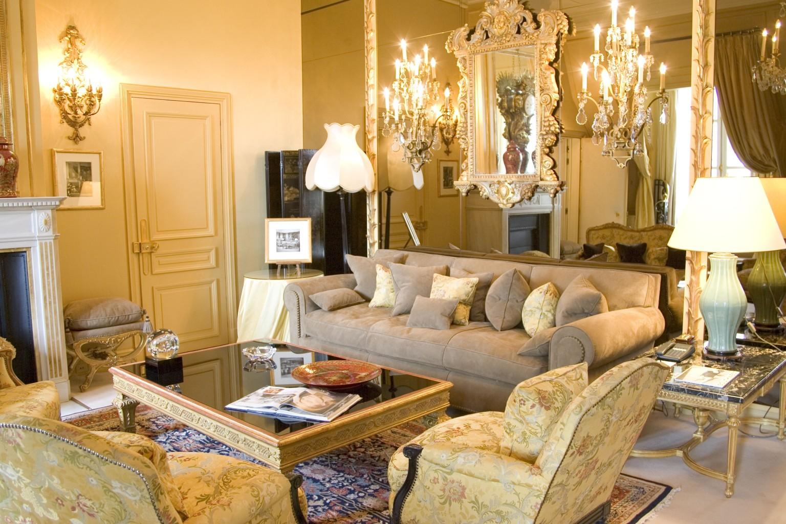 A Rare Look Inside Coco Chanel's Fabulous Parisian ...