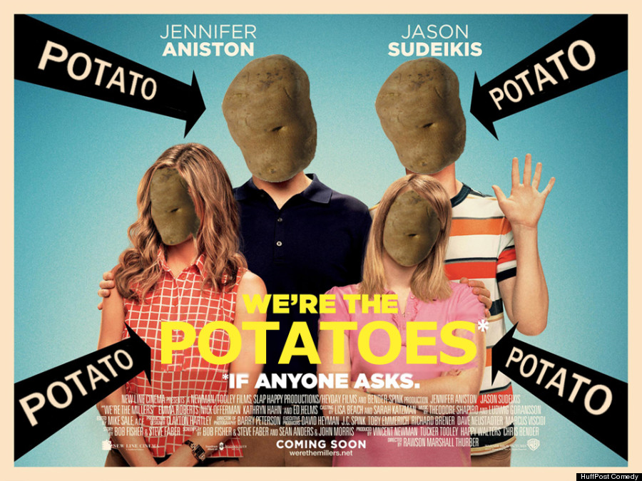 were the potatoes