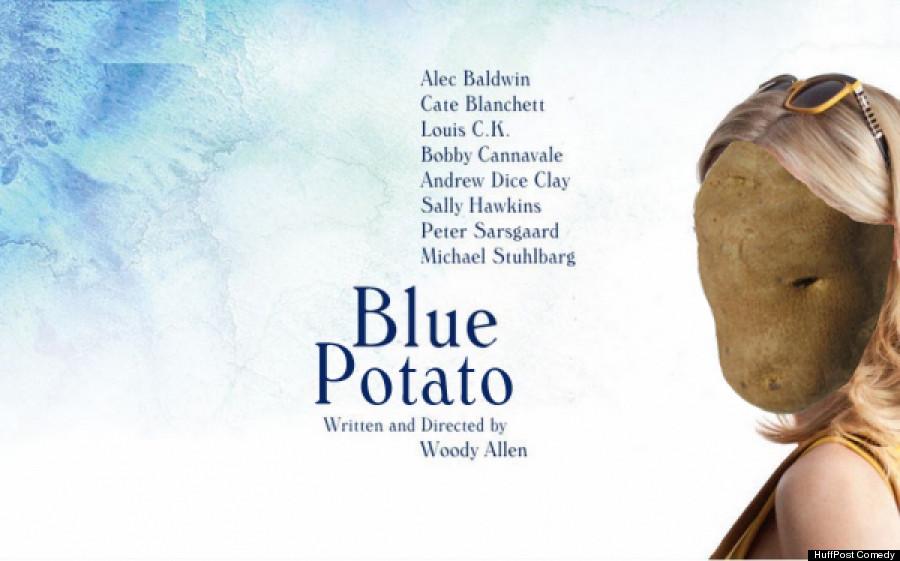 blue potato