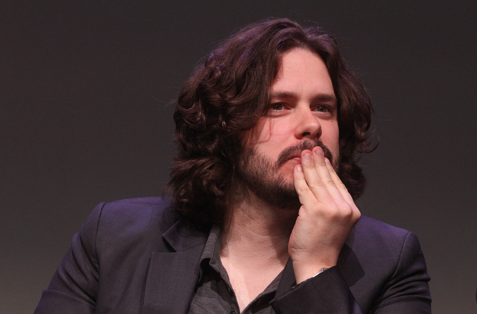 edgar wright young
