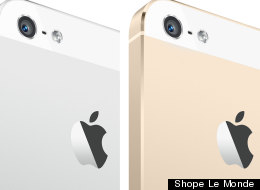 Gold iPhone Coming: Report