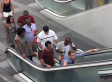 Awkward Escalator Prank Makes Things Seriously Uncomfortable (VIDEO)