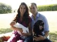 Royal Baby Portrait: Prince George's First Family Photos Are Released!