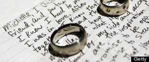 WRITING VOW