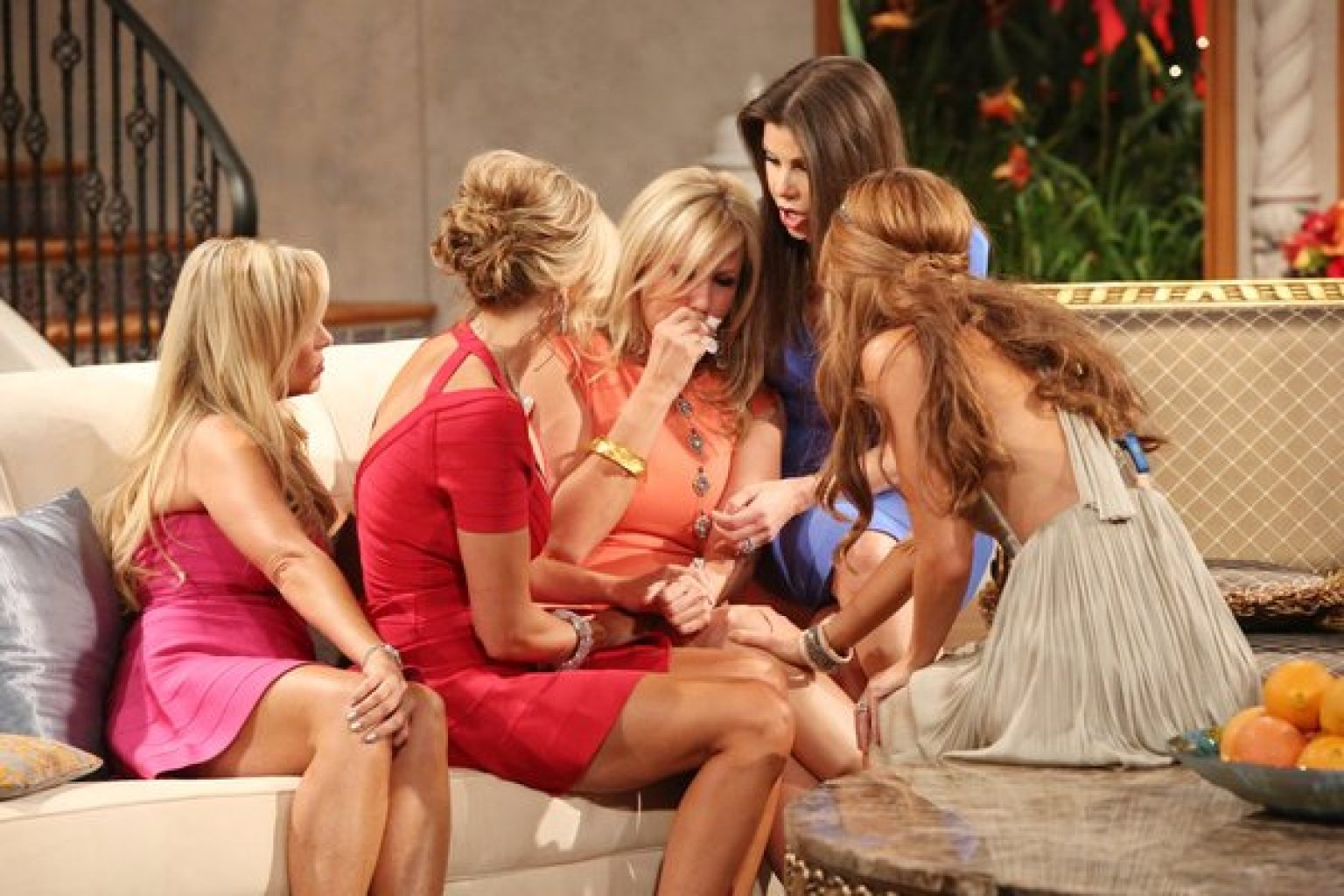 Orange County Housewives 'the Real Housewives of Orange