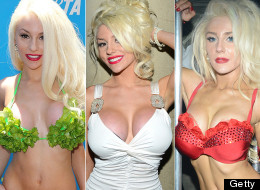 Brace Yourself Britain... Courtney Stodden Is Coming!