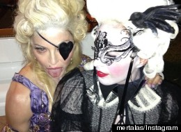 Looks Like Madonna's 55th Birthday Was A Typically Understated Affair