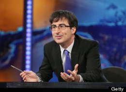WATCH: John Oliver's Best Moments As Daily Show Host