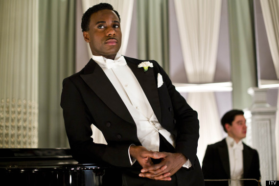 gary carr downton abbey