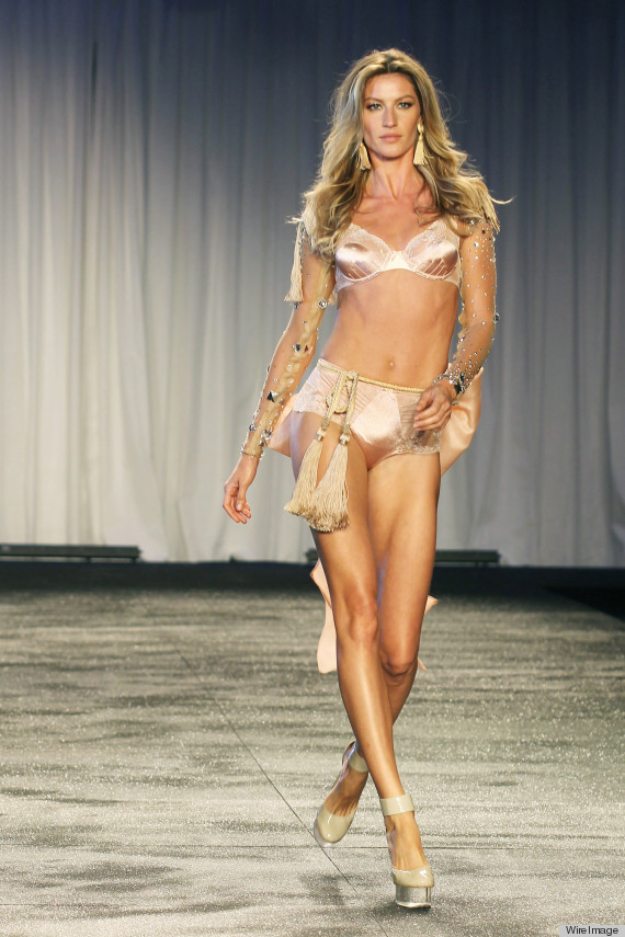 Gisele Bundchen Tops Forbes' 2013 Highest-Paid Models List ... Gisele Bundchen
