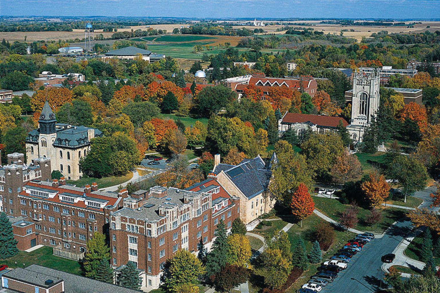 case western reserve university campus map pdf