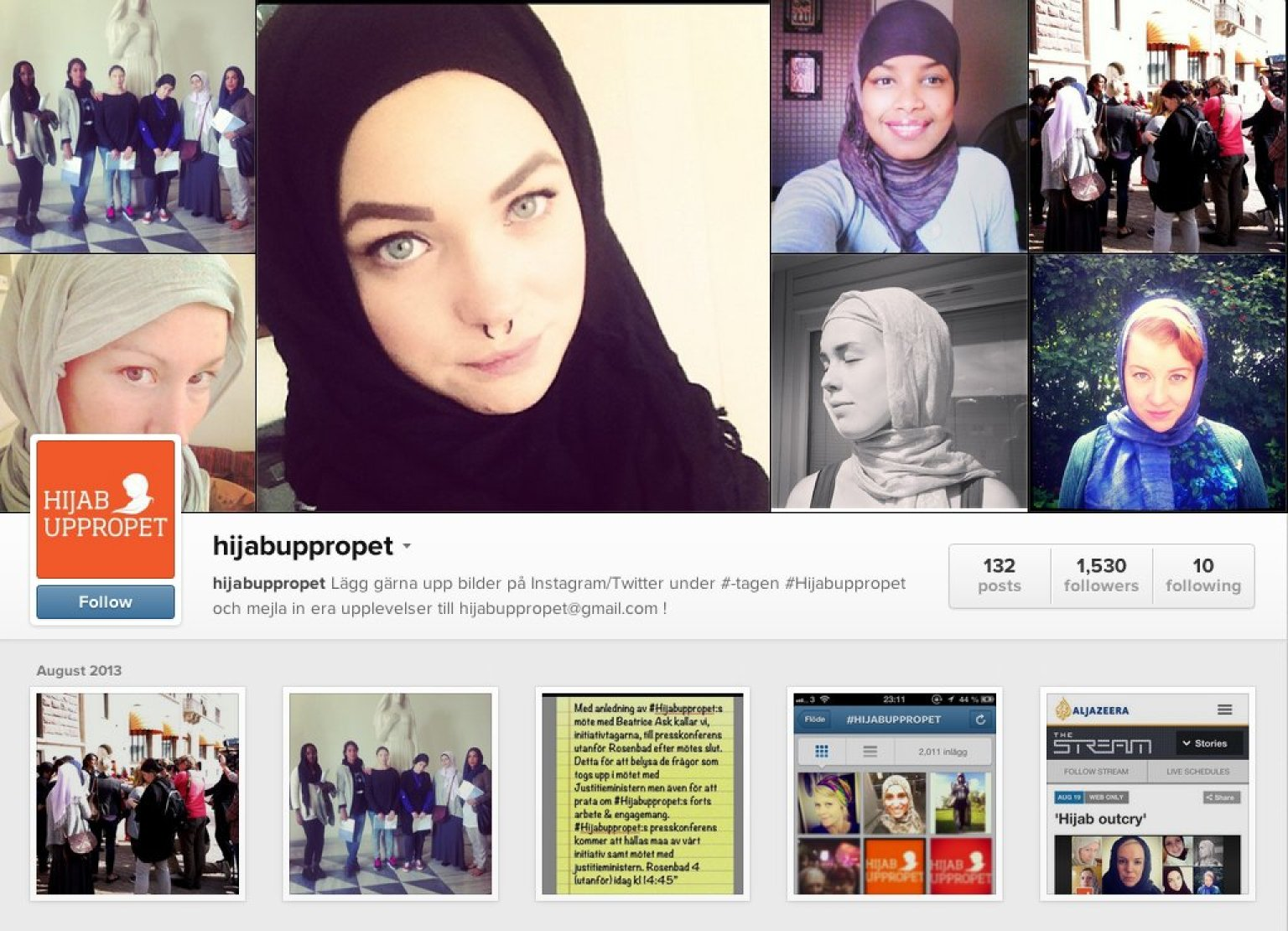 stockholm single muslim girls Woman and 5 lived in the city of stockholm and 2 respectively in the city of  gothenburg and  no one knows about the total number of muslims in today's  sweden and the  on the other hand, when muslim women and girls are  portrayed as.