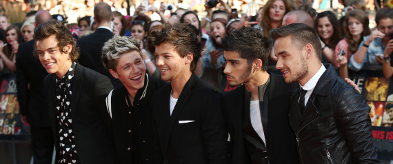 ONE DIRECTION PREMIERE