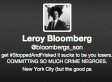 Bloomberg's Son: Twitter Page Mocks New York Mayor's Stop-And-Frisk Comments