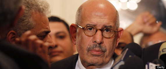 elbaradei betrayal of trust