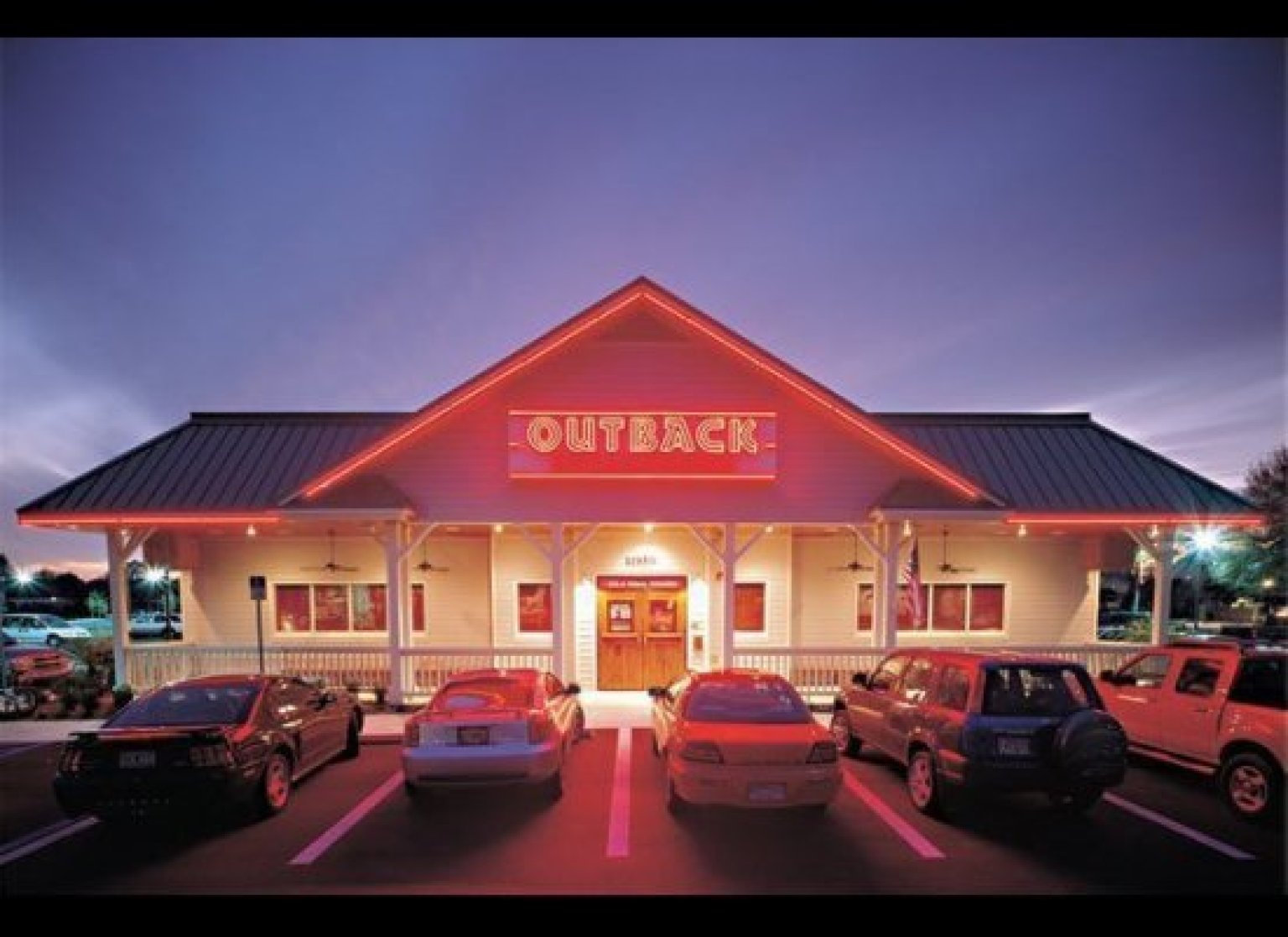 Outback Steakhouse is an Australian-themed American casual dining restaurant chain, serving American cuisine, based in Tampa, Florida. The chains has over 1, locations in 23 countries throughout North and South America, Asia, and Australia.