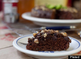 Must Try: The Zucchini Chocolate Cake