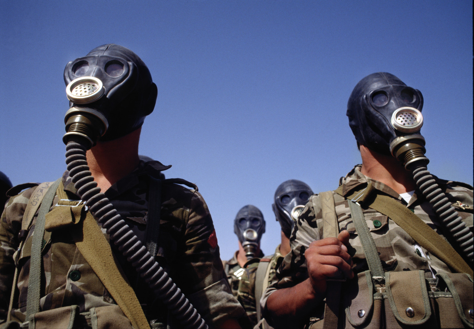 Syria Chemical Weapons: Activists Accuse Government Forces ...