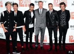 'One Direction Boys Are Vulnerable,' Reveals Documentary Director