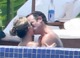 Jennifer Aniston Dons Tiny Bikini While Packing On The PDA With Justin Theroux In Mexico