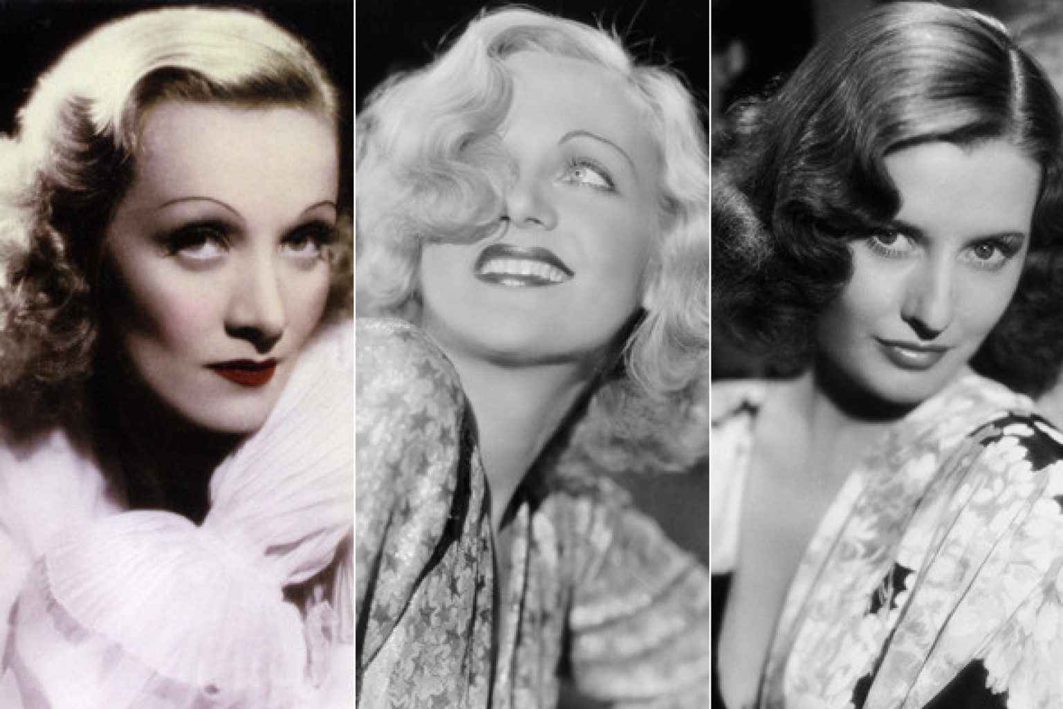 10 screen sirens whose 1930s hairstyles took our breath