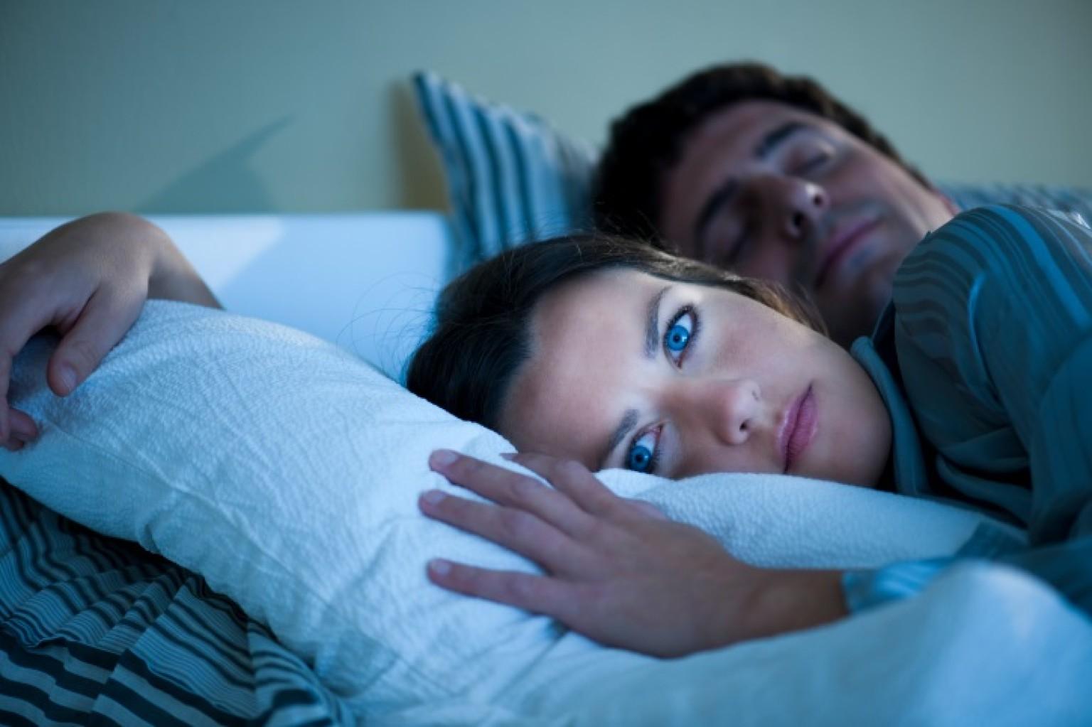 come curare l'insonnia