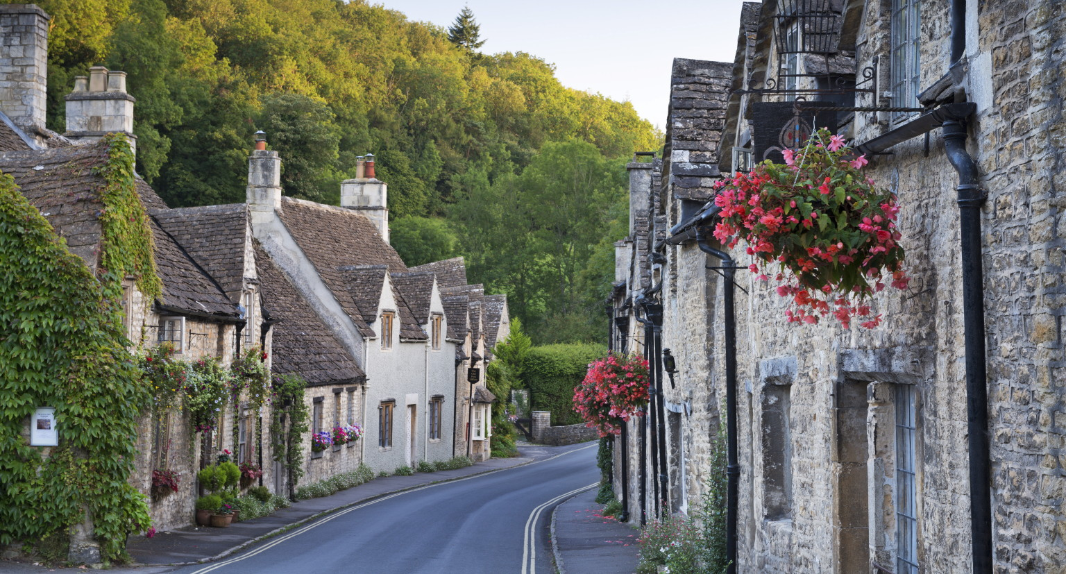 Escape To The Country Painswick The Cotswolds Huffpost Uk