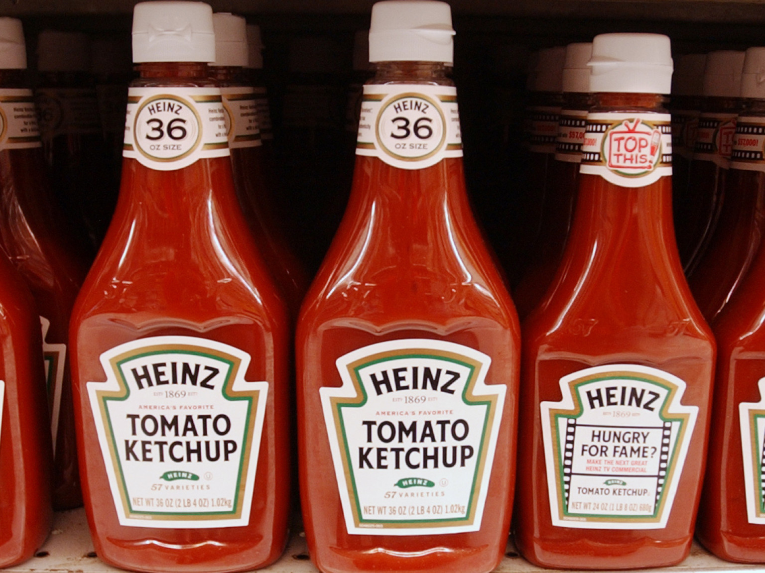 Rodent Fur Found In Batch Of Heinz Ketchup In Brazil ...